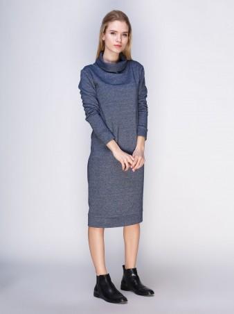 Loca: Платье Платье DW104_синиймурино_Loca - главное фото