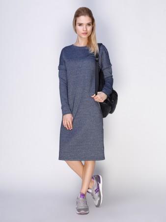 Loca: Платье Платье DW103_синиймурино_Loca - главное фото