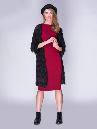 Loca: Платье Платье DW32_бордо_Loca - главное фото