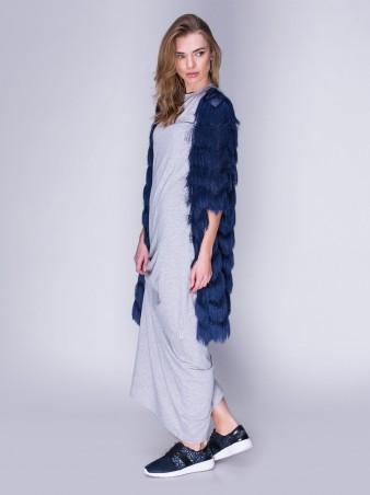 Loca: Платье Платье DW36_светлыймеланж_Loca - главное фото