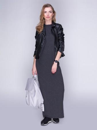 Loca: Платье Платье DW36_тёмныймеланж_Loca - главное фото