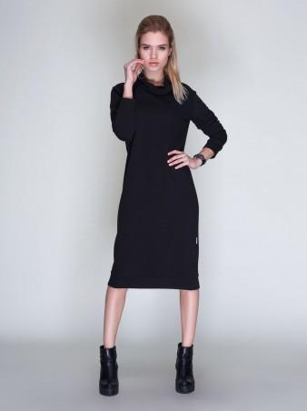 Loca: Платье Платье DW104_чёрный_Loca - главное фото