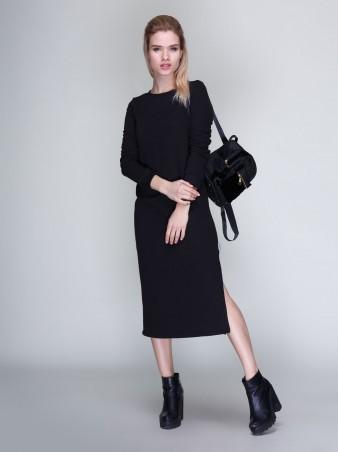 Loca: Платье Платье DW107_чёрный_Loca - главное фото