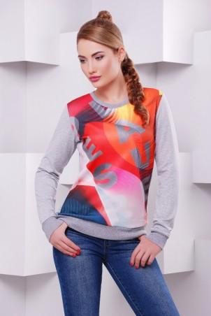 "FashionUp: Свитшот ""Cotton"" KF-1405C - главное фото"