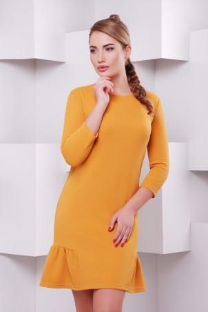 "FashionUp: Платье""Рюша"" PL-1395E - главное фото"