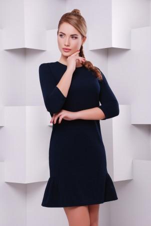 "FashionUp: Платье""Рюша"" PL-1395B - главное фото"