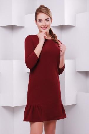 """FashionUp: Платье""""Рюша"""" PL-1395D - главное фото"""