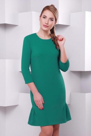 """FashionUp: Платье""""Рюша"""" PL-1395F - главное фото"""