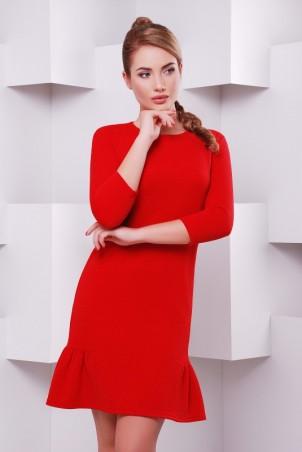 "FashionUp: Платье""Рюша"" PL-1395A - главное фото"