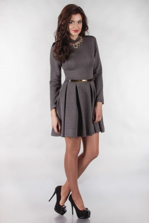 Alpama: Платье SO-14024-GRY - главное фото