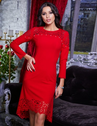 VOKARI: Платье 1574(Plus size) - главное фото