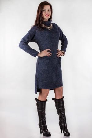 Alpama: Платье ALPAMA-SO-13132-BLU - главное фото