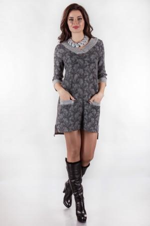 Alpama: Платье ALPAMA- SO-13130-GRY - главное фото