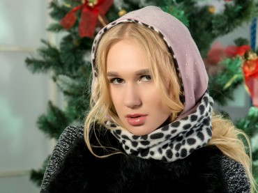 Glamour-VIP: Капюшон-снуд СН23 - главное фото