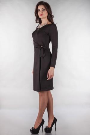Alpama: Платье SO-13141-BLK - главное фото