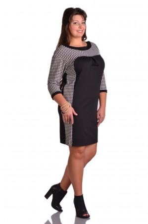 Honey: Платье ассиметрия лапка 9383061 - главное фото
