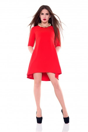 Cocoon: Платье Yoke - главное фото