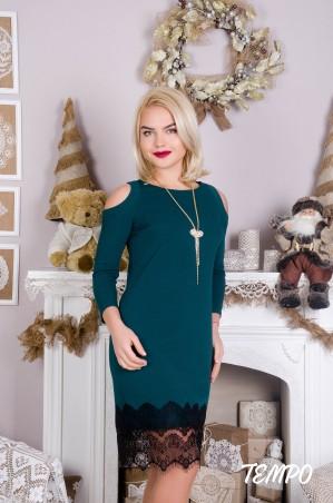Tempo: Платье Бьянка Бутылка - главное фото
