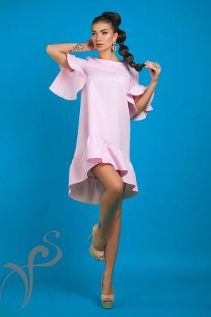 Vision FS: Платье с воланами Надин 16529 R - главное фото