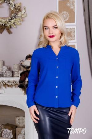 Tempo: Блуза Шанель электрик - главное фото