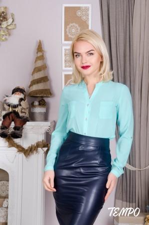 Tempo: Блуза Шанель мята - главное фото