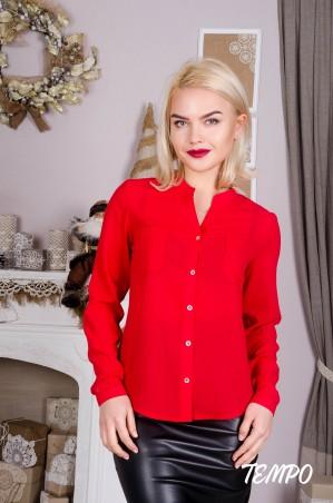 Tempo: Блуза Шанель красный - главное фото