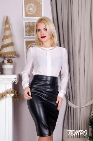 Tempo: Блуза Cофия белый - главное фото