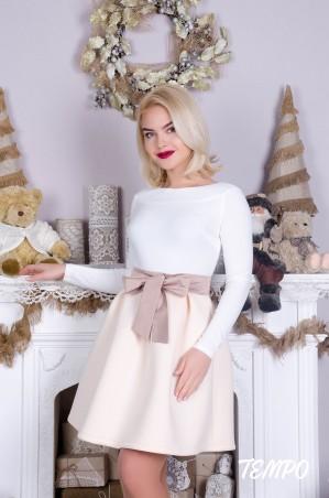 Tempo: Платье Марсела капучино - главное фото
