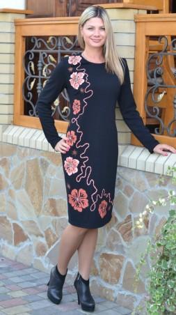 Modis: Платье 695 55 /40-48/ - главное фото