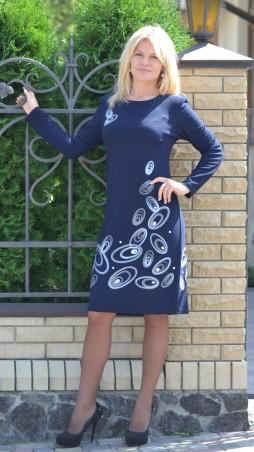 Modis: Платье 695 46 /50-56/ - главное фото