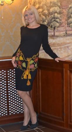 Modis: Платье 543 93 /50-56/ - главное фото