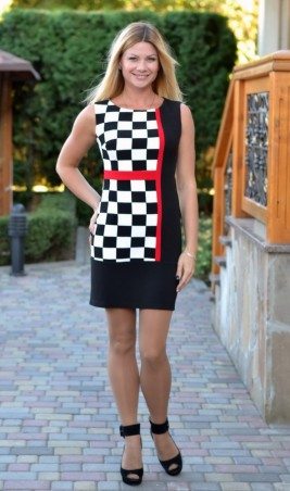 Modis: Платье 913 25 - главное фото