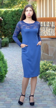 Modis: Платье 902 06 /40-48/ - главное фото