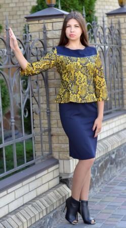Modis: Платье 895 03 /50-56/ - главное фото