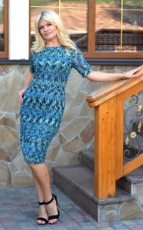 Modis: Платье 878 17 /40-48/ - главное фото