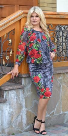 Modis: Платье 877 11 /50-56/ - главное фото