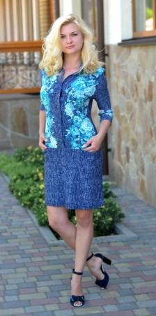 Modis: Платье 868 06 /50-56/ - главное фото