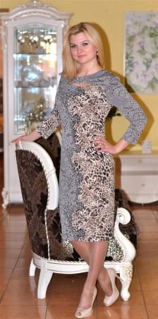 Modis: Платье 840 43 /40-48/ - главное фото