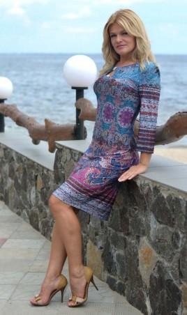 Modis: Платье 818 63 /40-50/ - главное фото