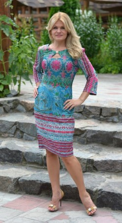 Modis: Платье 818 40 /52-56/ - главное фото