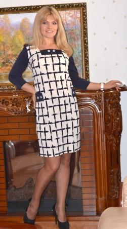 Modis: Платье 798 77 - главное фото