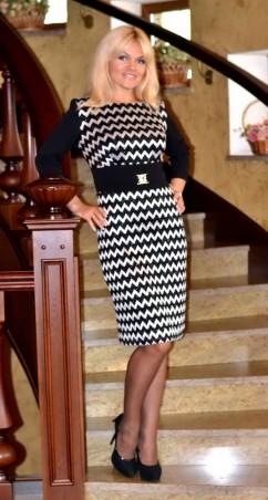 Modis: Платье 760 04 - главное фото