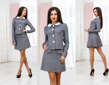 Look At Fashion: Костюм двойка 68150 - главное фото