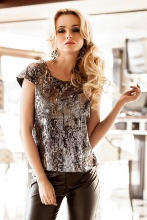 Jadone Fashion: Блуза Халли М-2 - главное фото