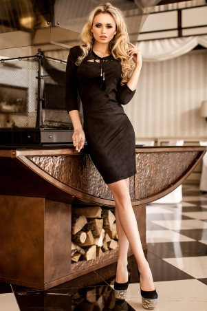 Jadone Fashion: Платье Фукси М-3 - главное фото