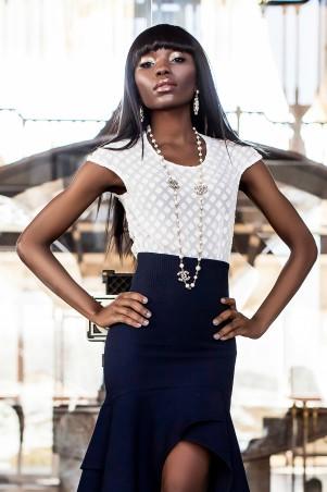 Jadone Fashion: Блуза Маник - главное фото