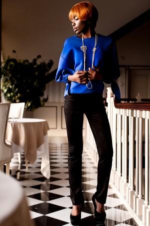 Jadone Fashion: Брюки Линколь М-4 - главное фото