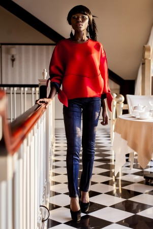 Jadone Fashion: Брюки Линколь М-1 - главное фото