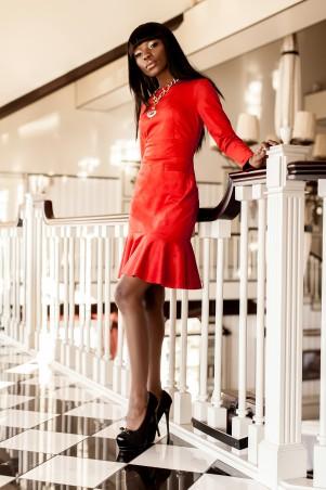 Jadone Fashion: Платье Харси М-2 - главное фото