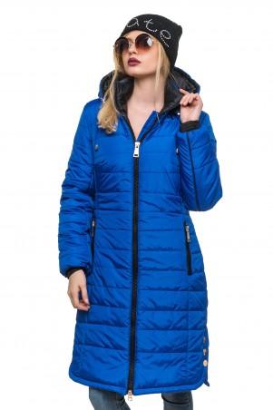 Кариант: Куртка зимняя Эльза электрик - главное фото